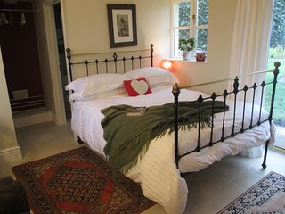 B&B in The Cwtch At Caerwedros - near coast path, New Quay, Cwmtydu, Llangrannog