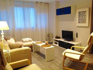 Apartamento luminoso y bien comunicado