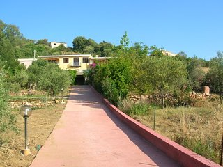 4 BIG APARTMENTS, ONLY 900 MT. FROM THE SEA!!!, Cardedu