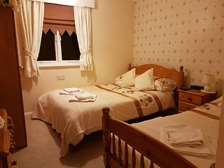 Thoresby Room only, Hyacinth Suite, Scarborough