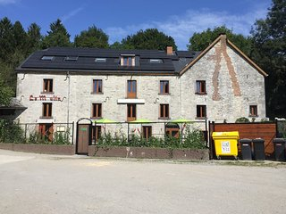 Le Moulin de Romedenne, Blaimont