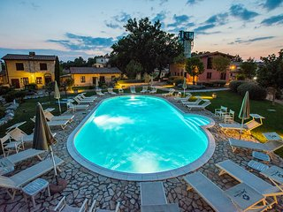 Holiday home apartament near SAN GIMIGNANO, FIREN
