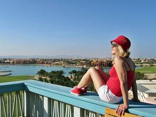 Herzlich Willkommen in unserer wunderschonen Ferienwohnung El Gouna,West Golf 2.