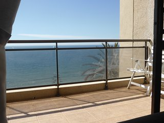 Salou beachfront Apartment