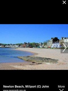 Newton beach