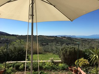 Appartamento con vista, terrazza, giardino, San Vincenzo