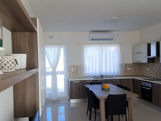 New Penthouse 3 Bedrooms with Sea Views, Marsascala