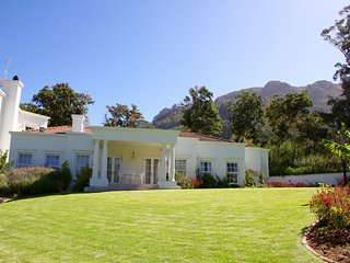 The Agapanthus luxury holiday accommodation near Kirstenbosch garden