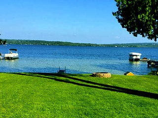 Memo's Treasure on Lake Leelanau, Cedar