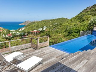 Lizaveta Villa 2 bedrooms St Barth