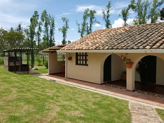 Country House near Villa de Leyva town