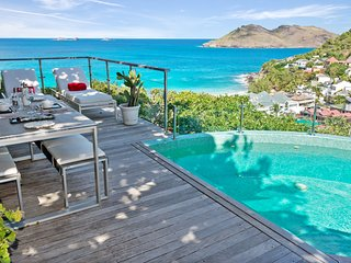 Villa Terava 1 Bedroom Seaview St Barth, Gustavia