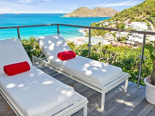 Villa Terava 2 Bedrooms Seaview St Barth, Gustavia
