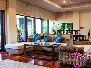 3-Bed Duplex Apartment near Bangtao Beach