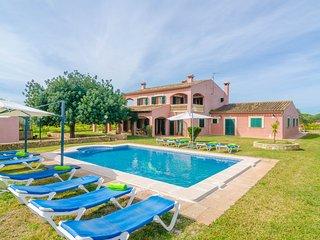 CASA CAMPILLOS - Villa for 10 people in Llucmajor