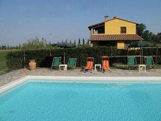 Apartment Ginestra, between Volterra and San Gimignano, Villamagna