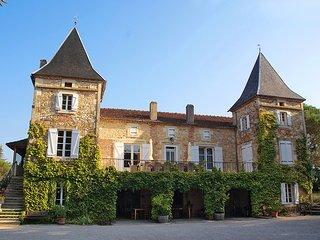 Sprookjesachtig Kasteel in de Dordogne