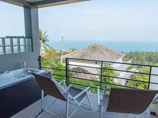 studio coconut/ jacuzzy/wonderfull sea view