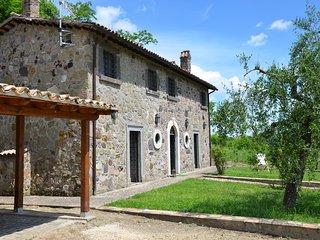 Cimacolle - una vacanza relax, immersa nel verde - a pochi km da Orvieto