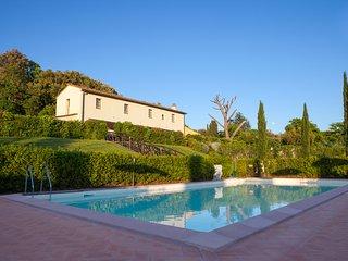 Casa vacanze  con piscina 15  minuti  dal mare