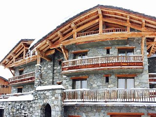 Chill Alp Tignes, The Retreat catered Ski Chalet