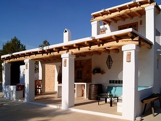 Ferienhaus oberhalb der Cala Vedella