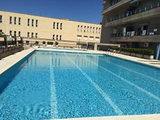 Apartament centric amb piscina