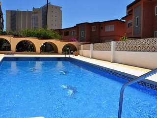 Family friendly apartment very close to the beach