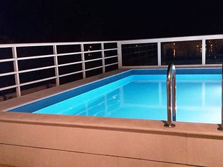 Apartment Toni sea view  with swimming pool