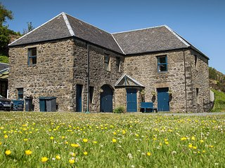 Penmore House Self Catering Holiday home on the North of Mull, Dervaig
