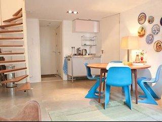 Luxury & Top designed apartment in Amsterdam