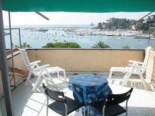 Belvedere- Terrace with harbour view, Rapallo