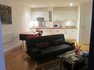 Leeds City Centre 1 Bed Apartment