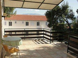 Apartments Pinija-Studio with Terrace(A3), Supetar