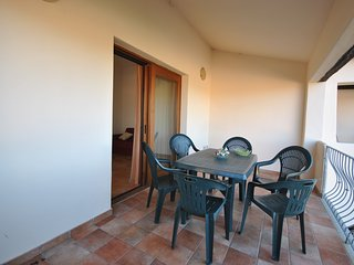 Sardinia apartment sea view strategic location