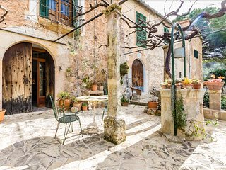 Beautiful countryhouse Calafat in Valldemossa
