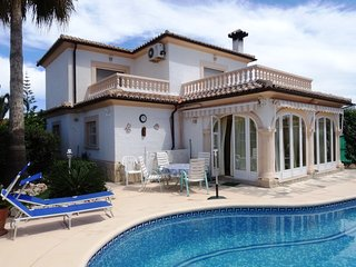 Villa Sort - 250 m from the beach Almadraba, Els Poblets