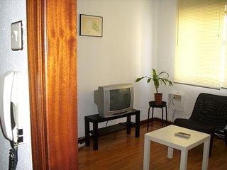 Piso acogedor 3 Habitaciones (7 pax) con sofá cama