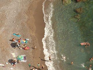 Villa in positano with amazing sea view at 400 mt from Laurito beach, Positano