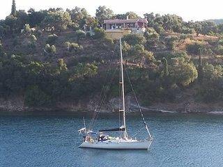 Barca a vela Morgana