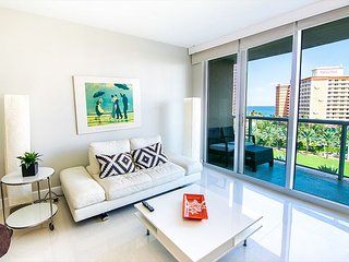 O. Reserve Premium 8 | 1 Bed 1 Bath, Steps away from the Beach!