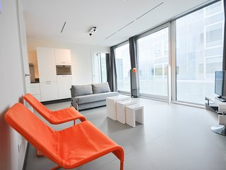 Luxury design apartment in centrum!, Roterdã