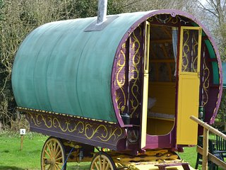 Romany Gypsy Wagon, Dormston