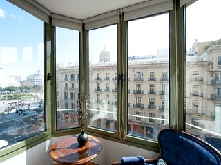 Luxury Plaza Catalunya Views B357