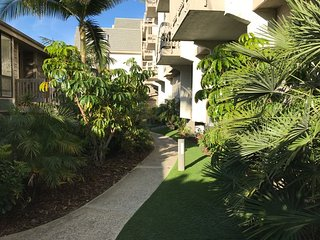 1 bedroom condo rentals on the beach