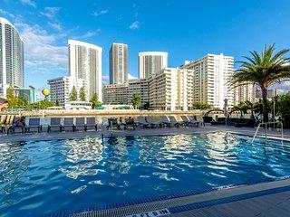 BeachWalk Resort / Full Apartament 2 Bedrooms and 2 Bathrooms.