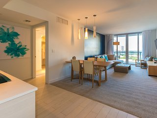 BeachWalk Resort in Hallandale Beach 2 Bed/2 Bath