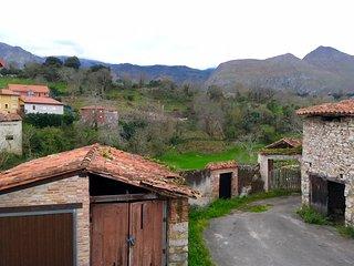 Casa rural a las faldas de la Sierra del Cuera, Porrua