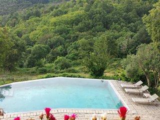 preciosa casa en el paraiso de El Montseny