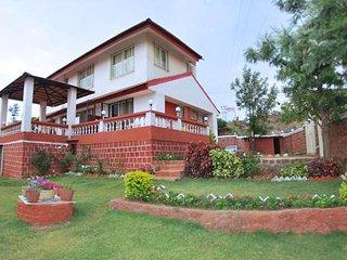5BHK ,S Villa at Mahableshwar